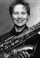 Corinna Danzer, Saxophon