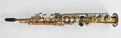 Selmer Mark VI Sopransaxophon